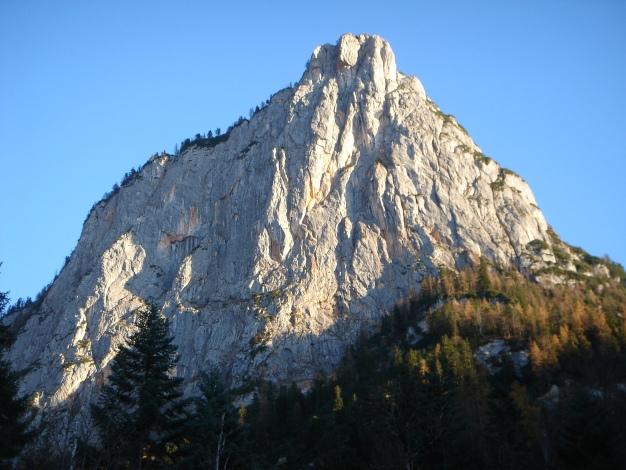Foto: Manfred Karl / Wander Tour / Wagendrischlhorn Klettersteig / Alpawand / 31.08.2009 17:08:12