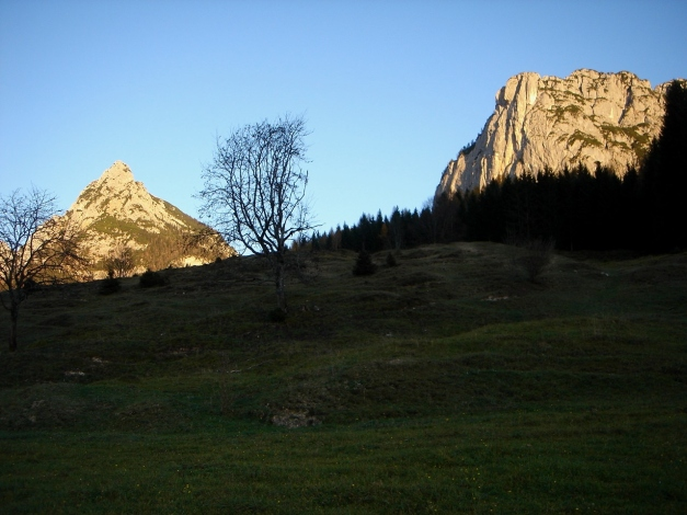 Foto: Manfred Karl / Wander Tour / Wagendrischlhorn Klettersteig / 31.08.2009 17:07:31