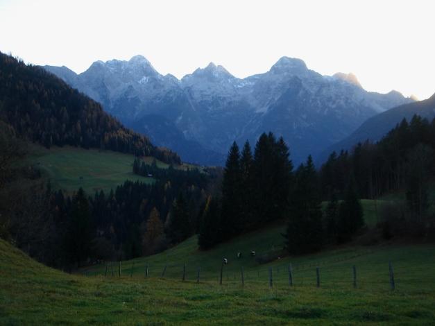 Foto: Manfred Karl / Wander Tour / Wagendrischlhorn Klettersteig / Loferer Steinberge / 31.08.2009 17:06:38