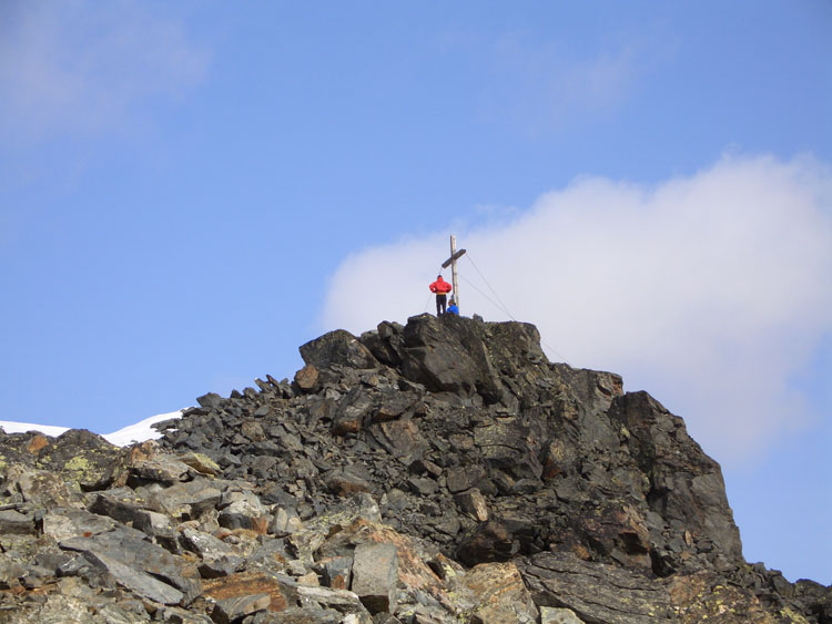 Foto: vince 51 / Wander Tour / von Melag auf die Nockspitze / 04.07.2009 00:00:04