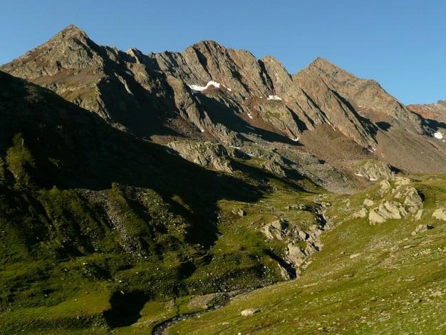 Foto: Manfred Karl / Wander Tour / Roteck – höchster Gipfel der Texelgruppe / 31.08.2009 15:40:37