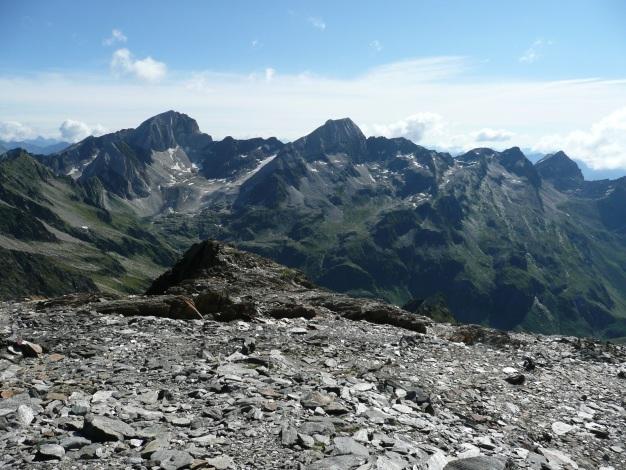 Foto: Manfred Karl / Wander Tour / Roteck – höchster Gipfel der Texelgruppe / 31.08.2009 15:39:00