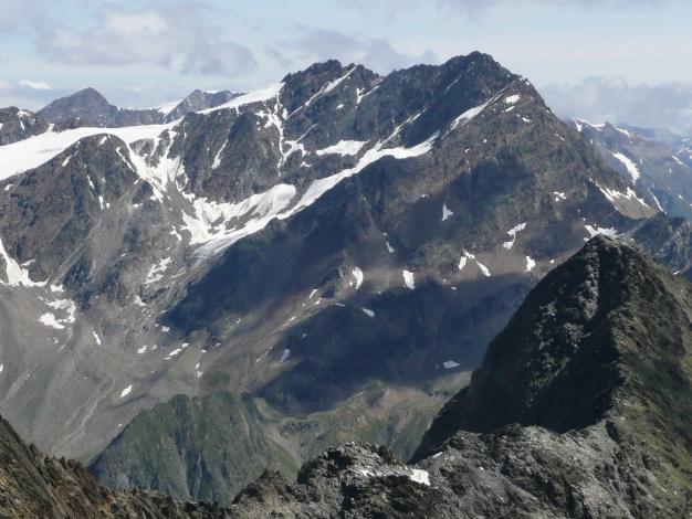 Foto: Manfred Karl / Wander Tour / Roteck – höchster Gipfel der Texelgruppe / Hohe Wilde / 31.08.2009 15:34:49