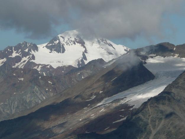 Foto: Manfred Karl / Wander Tour / Roteck – höchster Gipfel der Texelgruppe / Weisskugel / 31.08.2009 15:32:15