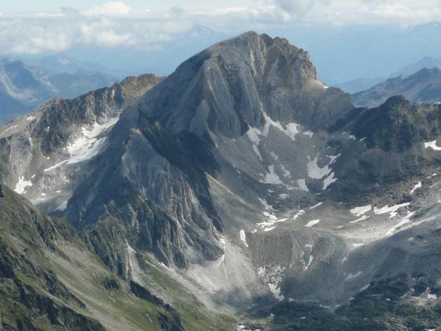 Foto: Manfred Karl / Wander Tour / Roteck – höchster Gipfel der Texelgruppe / Hohe Weisse / 31.08.2009 15:31:05