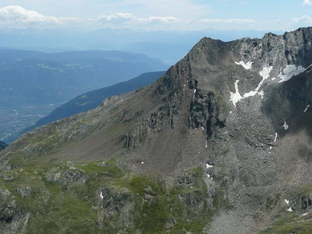 Foto: Manfred Karl / Wander Tour / Roteck – höchster Gipfel der Texelgruppe / Blasiuszeiger / 31.08.2009 15:27:10