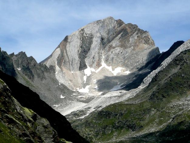 Foto: Manfred Karl / Wander Tour / Roteck – höchster Gipfel der Texelgruppe / Hohe Weisse / 31.08.2009 15:25:18
