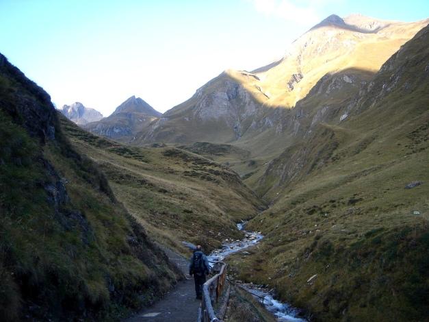 Foto: Manfred Karl / Wander Tour / Wilde Kreuzspitze – Highlight der Pfunderer Berge / 31.08.2009 19:18:55