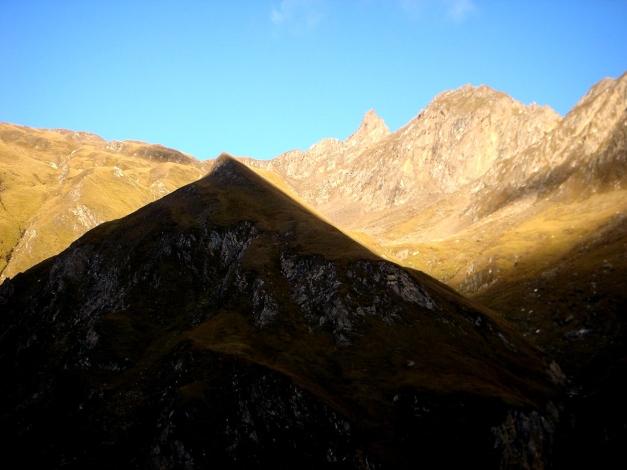 Foto: Manfred Karl / Wander Tour / Wilde Kreuzspitze – Highlight der Pfunderer Berge / 31.08.2009 19:18:24