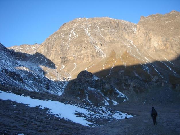 Foto: Manfred Karl / Wander Tour / Wilde Kreuzspitze – Highlight der Pfunderer Berge / In der Pfann / 31.08.2009 19:16:56