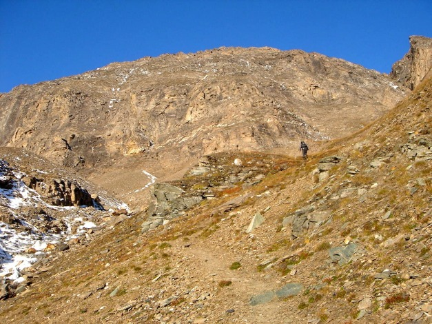 Foto: Manfred Karl / Wander Tour / Wilde Kreuzspitze – Highlight der Pfunderer Berge / 31.08.2009 19:15:44