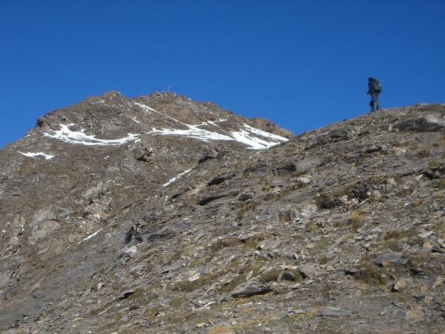 Foto: Manfred Karl / Wander Tour / Wilde Kreuzspitze – Highlight der Pfunderer Berge / 31.08.2009 19:10:11