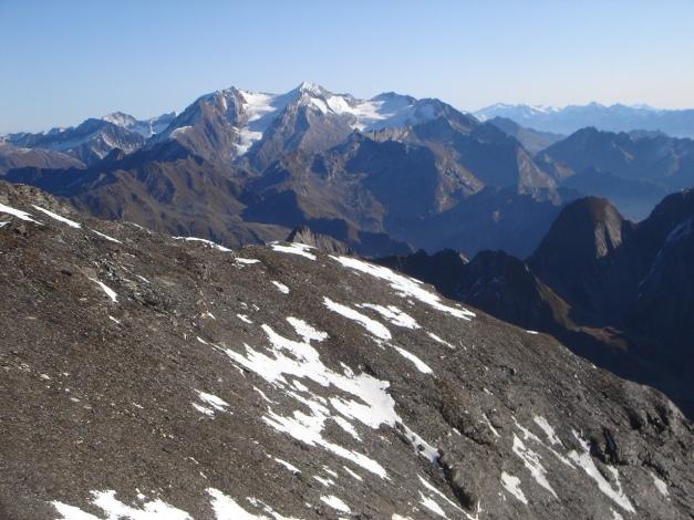 Foto: Manfred Karl / Wander Tour / Wilde Kreuzspitze – Highlight der Pfunderer Berge / Hochferner - Hochfeiler / 31.08.2009 19:07:44