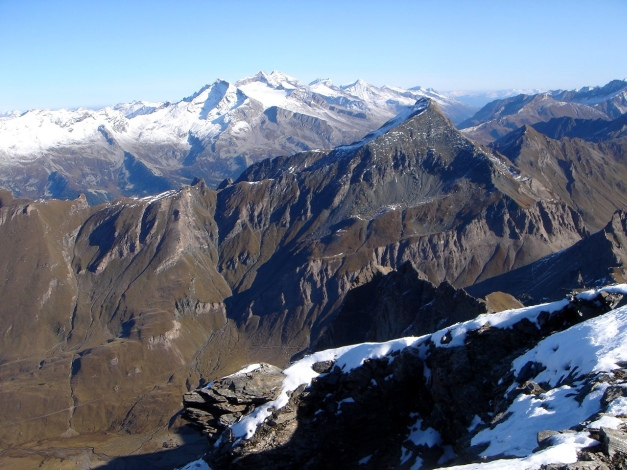 Foto: Manfred Karl / Wander Tour / Wilde Kreuzspitze – Highlight der Pfunderer Berge / Zillertaler Hauptkamm / 31.08.2009 19:07:03