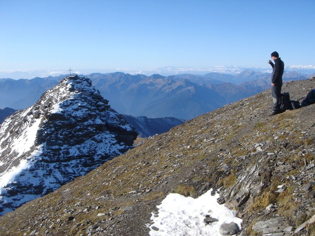 Foto: Manfred Karl / Wander Tour / Wilde Kreuzspitze – Highlight der Pfunderer Berge / 31.08.2009 19:06:40