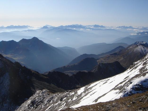 Foto: Manfred Karl / Wander Tour / Wilde Kreuzspitze – Highlight der Pfunderer Berge / 31.08.2009 19:05:58