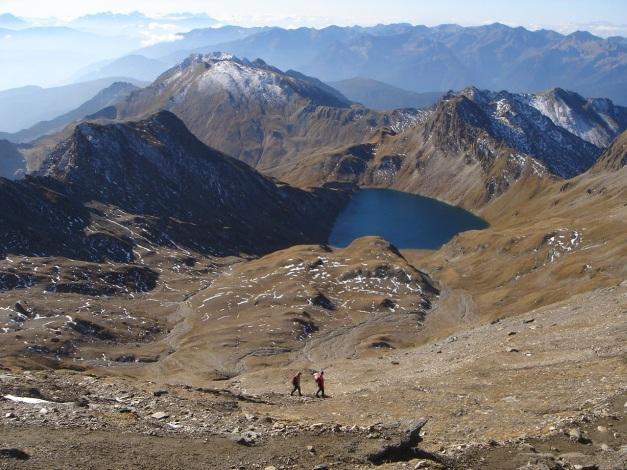 Foto: Manfred Karl / Wander Tour / Wilde Kreuzspitze – Highlight der Pfunderer Berge / 31.08.2009 19:04:58