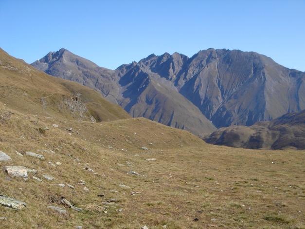 Foto: Manfred Karl / Wander Tour / Wilde Kreuzspitze – Highlight der Pfunderer Berge / 31.08.2009 19:01:24