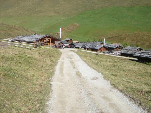 Foto: Manfred Karl / Wander Tour / Wilde Kreuzspitze – Highlight der Pfunderer Berge / 31.08.2009 19:01:12