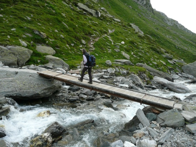 Foto: Manfred Karl / Wander Tour / Tschigat - markanter Gipfel über Meran / 31.08.2009 15:21:45