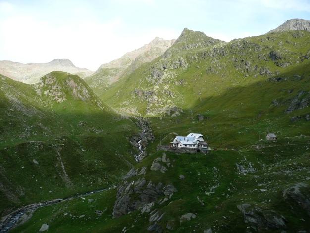 Foto: Manfred Karl / Wander Tour / Tschigat - markanter Gipfel über Meran / 31.08.2009 15:21:29
