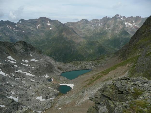 Foto: Manfred Karl / Wander Tour / Tschigat - markanter Gipfel über Meran / 31.08.2009 15:16:59