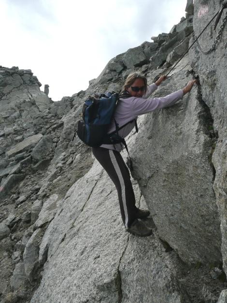 Foto: Manfred Karl / Wander Tour / Tschigat - markanter Gipfel über Meran / 31.08.2009 15:13:21
