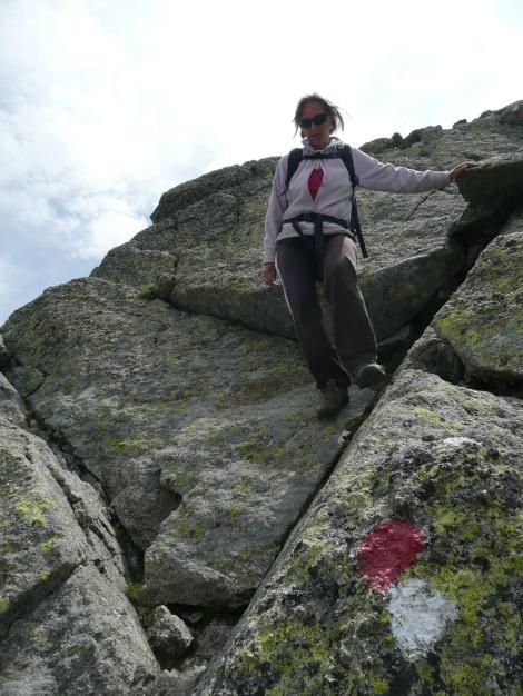 Foto: Manfred Karl / Wander Tour / Tschigat - markanter Gipfel über Meran / 31.08.2009 15:06:16