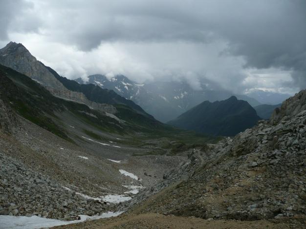 Foto: Manfred Karl / Wander Tour / Tschigat - markanter Gipfel über Meran / 31.08.2009 15:06:04