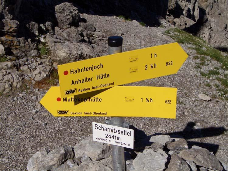 Foto: vince 51 / Wander Tour / vom Hahntennjoch auf den hinteren Scharnitzkopf / 05.07.2009 23:47:51