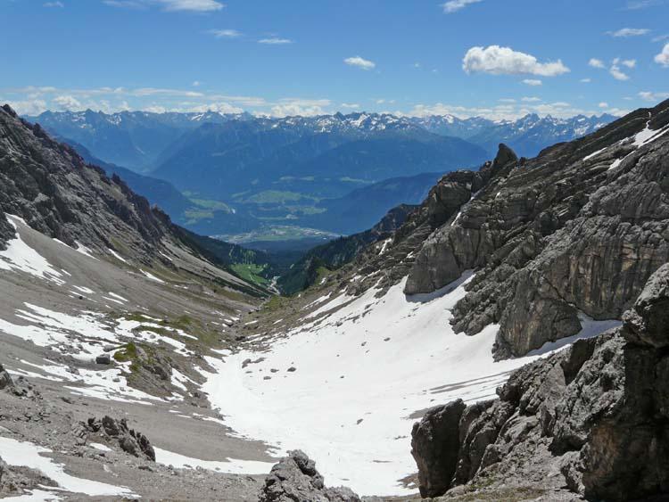 Foto: vince 51 / Wander Tour / vom Hahntennjoch auf den hinteren Scharnitzkopf / 05.07.2009 23:36:49