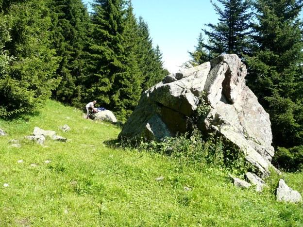 Foto: Manfred Karl / Wander Tour / Vom Gampenjoch auf die Laugenspitze / 31.08.2009 18:55:55