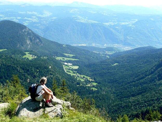 Foto: Manfred Karl / Wander Tour / Vom Gampenjoch auf die Laugenspitze / 31.08.2009 18:55:24