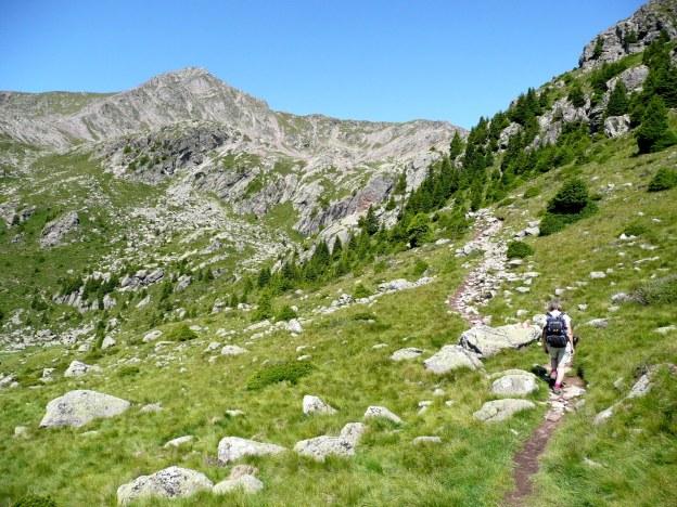 Foto: Manfred Karl / Wander Tour / Vom Gampenjoch auf die Laugenspitze / 31.08.2009 18:54:05