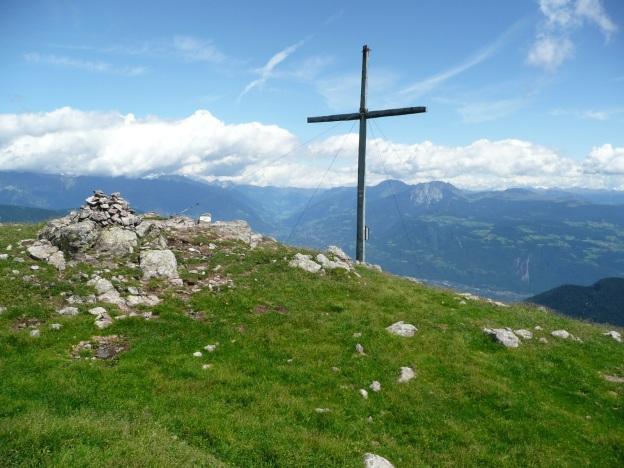 Foto: Manfred Karl / Wander Tour / Vom Gampenjoch auf die Laugenspitze / Kl. Laugenspitze / 31.08.2009 18:52:42