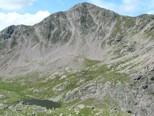 Foto: Manfred Karl / Wander Tour / Vom Gampenjoch auf die Laugenspitze / Gr. Laugenspitze / 31.08.2009 18:52:04
