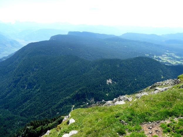 Foto: Manfred Karl / Wander Tour / Vom Gampenjoch auf die Laugenspitze / 31.08.2009 18:51:48