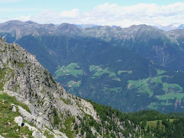 Foto: Manfred Karl / Wander Tour / Vom Gampenjoch auf die Laugenspitze / 31.08.2009 18:51:35
