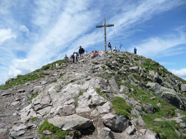 Foto: Manfred Karl / Wander Tour / Vom Gampenjoch auf die Laugenspitze / 31.08.2009 18:49:51