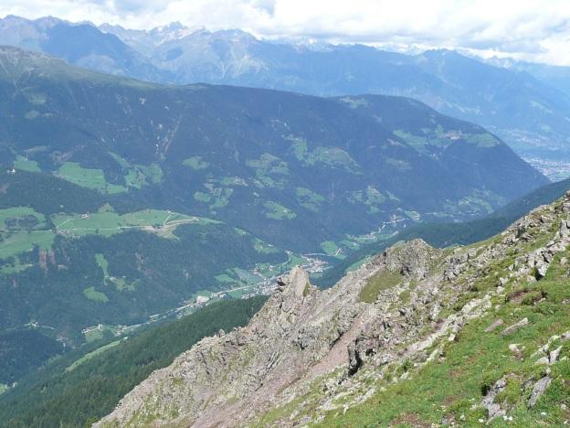 Foto: Manfred Karl / Wander Tour / Vom Gampenjoch auf die Laugenspitze / 31.08.2009 18:49:05