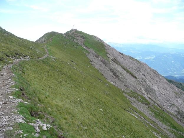 Foto: Manfred Karl / Wander Tour / Vom Gampenjoch auf die Laugenspitze / Gr. Laugenspitze / 31.08.2009 18:48:21
