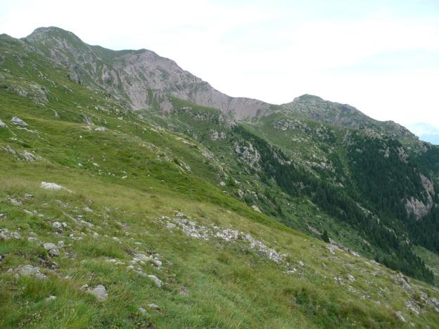 Foto: Manfred Karl / Wander Tour / Vom Gampenjoch auf die Laugenspitze / 31.08.2009 18:47:06