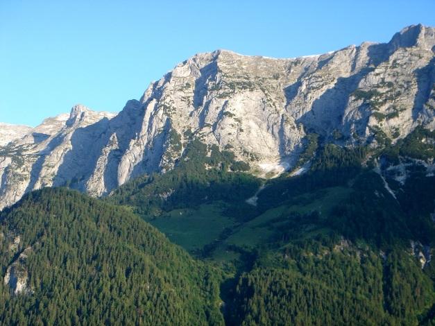 Foto: Manfred Karl / Wander Tour / Schärtenspitze, 2153 m / 31.08.2009 18:42:06