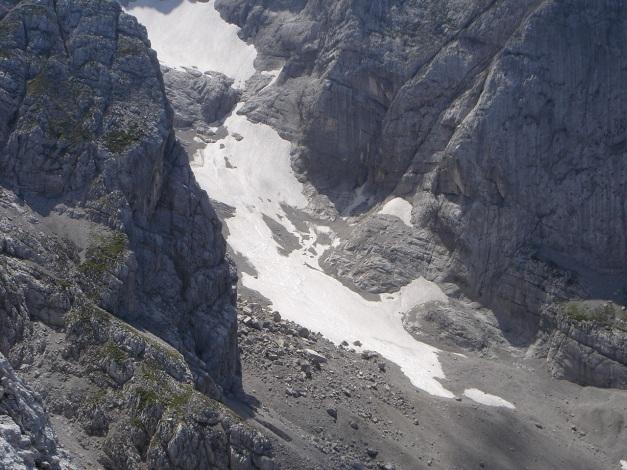 Foto: Manfred Karl / Wander Tour / Schärtenspitze, 2153 m / Blaueisgletscher / 31.08.2009 18:39:11