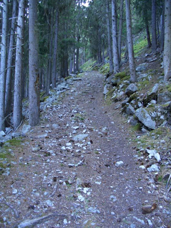 Foto: vince 51 / Wander Tour / Aussichtsbalkon über dem Reschensee / 06.07.2009 22:42:20
