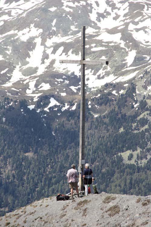 Foto: vince 51 / Wander Tour / Aussichtsbalkon über dem Reschensee / 06.07.2009 22:38:52