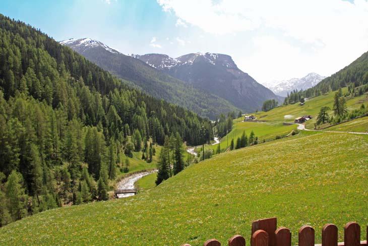 Foto: vince 51 / Wander Tour / Aussichtsbalkon über dem Reschensee / Der Endkopf aus dem Langtauferer Tal / 06.07.2009 22:36:45