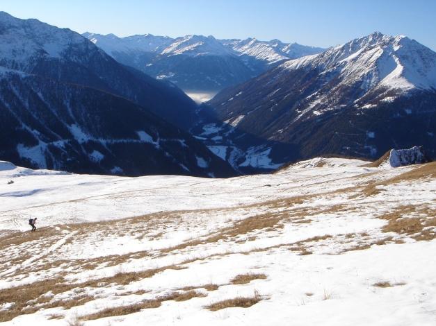 Foto: Manfred Karl / Wander Tour / Figerhorn - Aussichtstribüne mit Glocknerblick / 31.08.2009 16:44:36