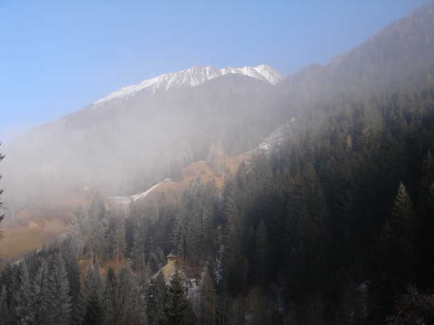 Foto: Manfred Karl / Wander Tour / Figerhorn - Aussichtstribüne mit Glocknerblick / 31.08.2009 16:39:58