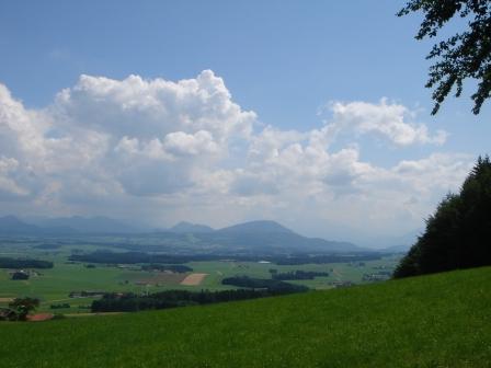 Foto: hanna84 / Wander Tour / Wandern im Naturpark Buchberg / Gaisberg / 09.07.2009 20:29:38